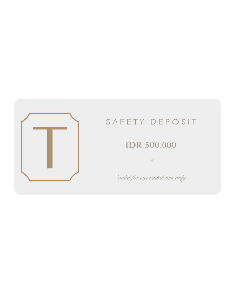 safety deposit I