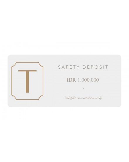 safety deposit III